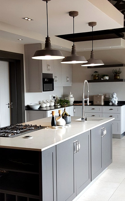 Kitchen by CV Ballito